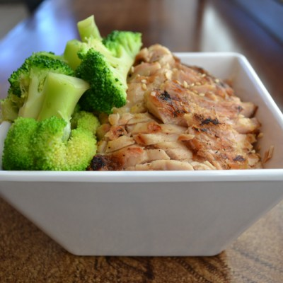 Japan-Express_Teriyaki Chicken with Broccoli