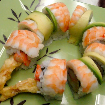 Ultimate Shrimp Roll